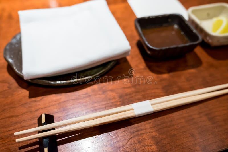 Ideia do ajuste de lugar do jantar foto de stock royalty free