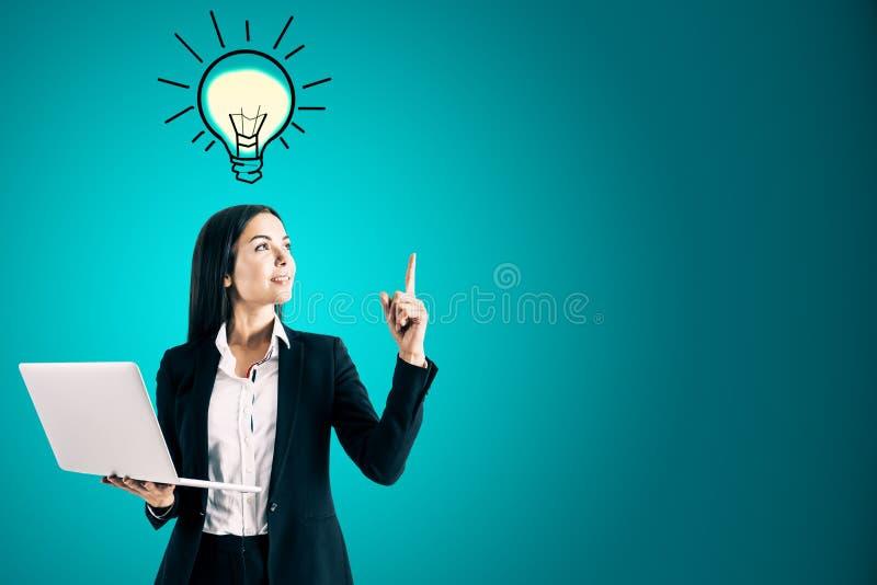 Ideia e conceito do sucesso fotografia de stock royalty free