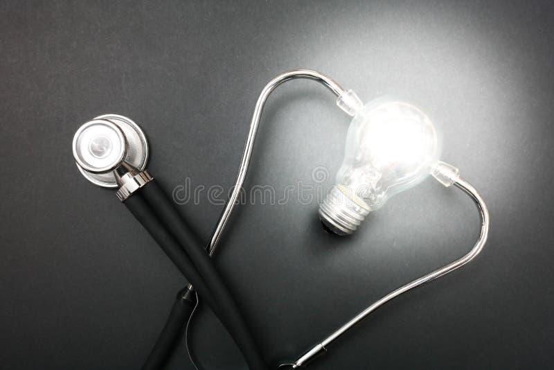 Ideia médica imagens de stock