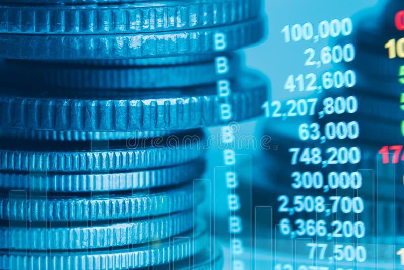 ideias do negócio e plano da competição e da estratégia imagens de stock
