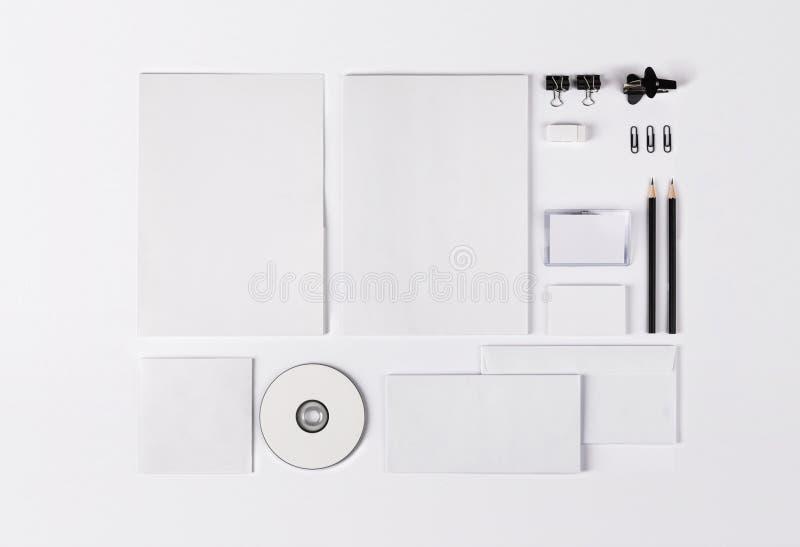 Identidad de marcado en caliente imágenes de archivo libres de regalías