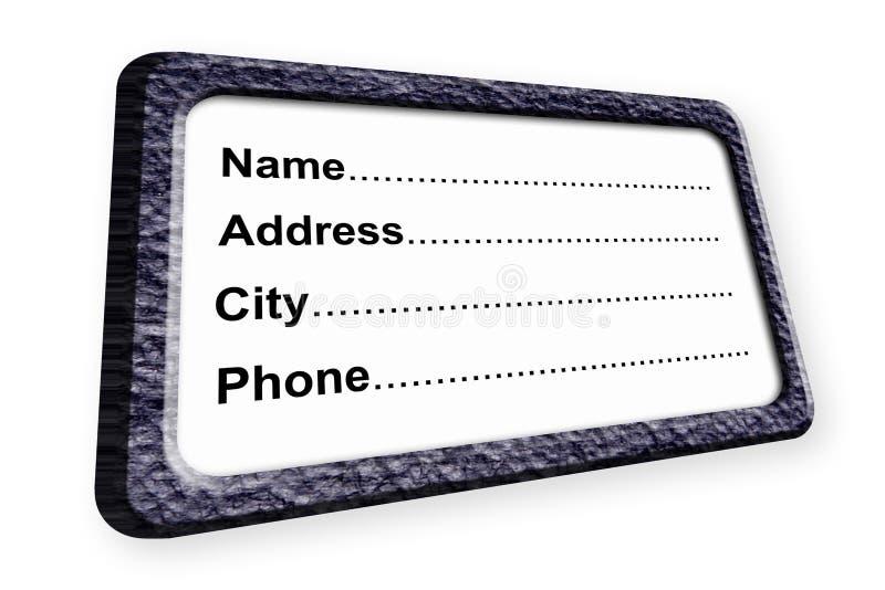 Download Identification stock illustration. Image of data, frame - 10579060