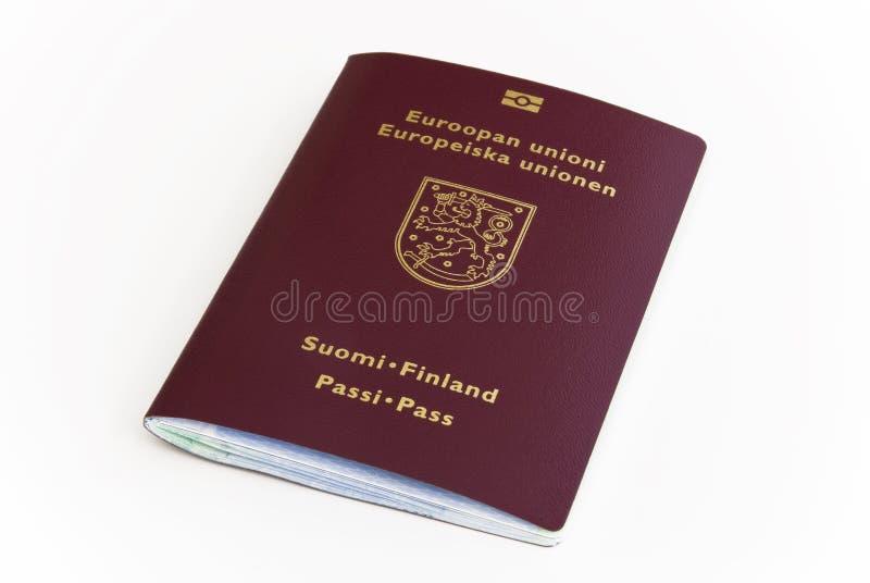 Identification Europe Finland Royalty Free Stock Image