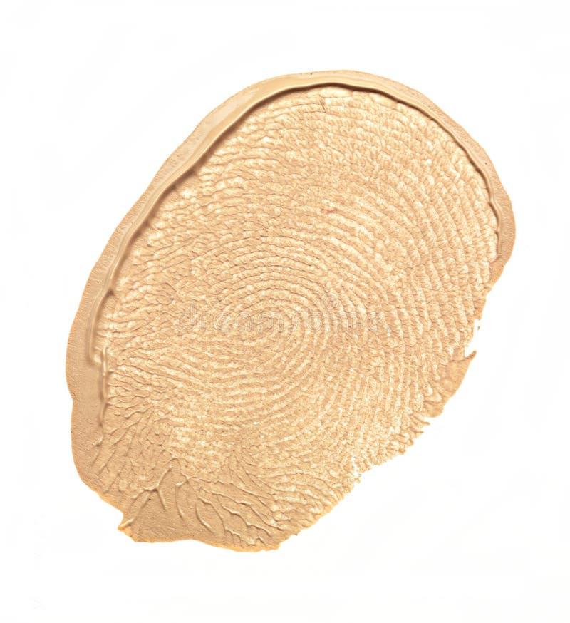 Identifiera med fingeravtryck fundamentet utgör fundamentet arkivfoto