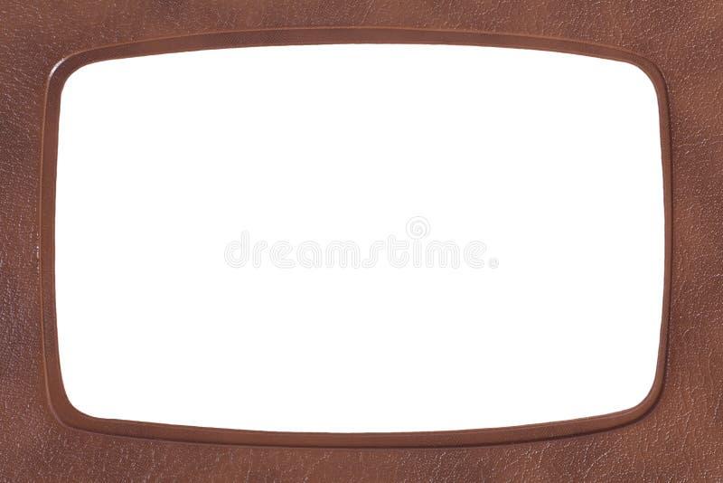 Identifikations-Kartenhalterleder lizenzfreie stockfotos