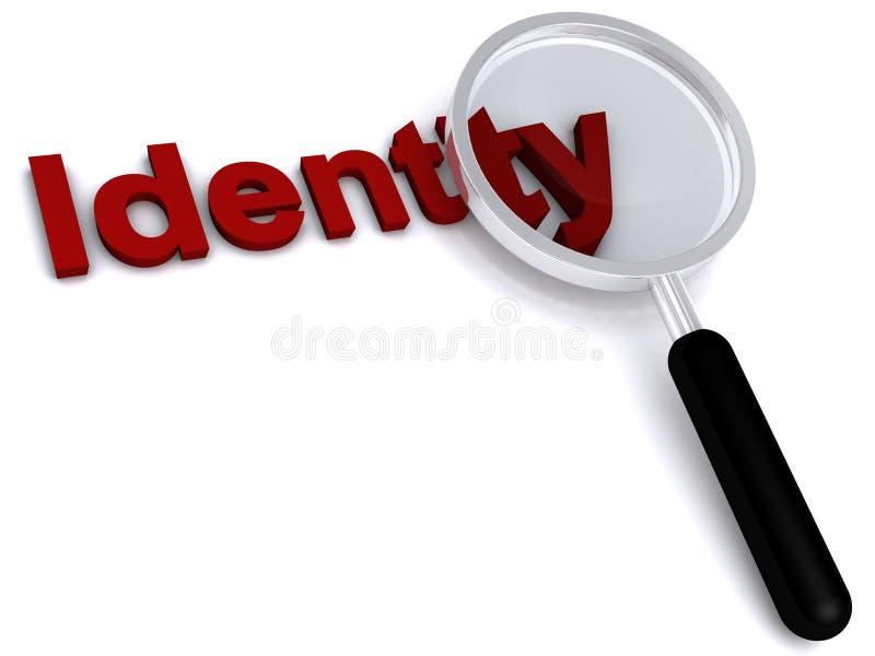 Identità illustrazione vettoriale