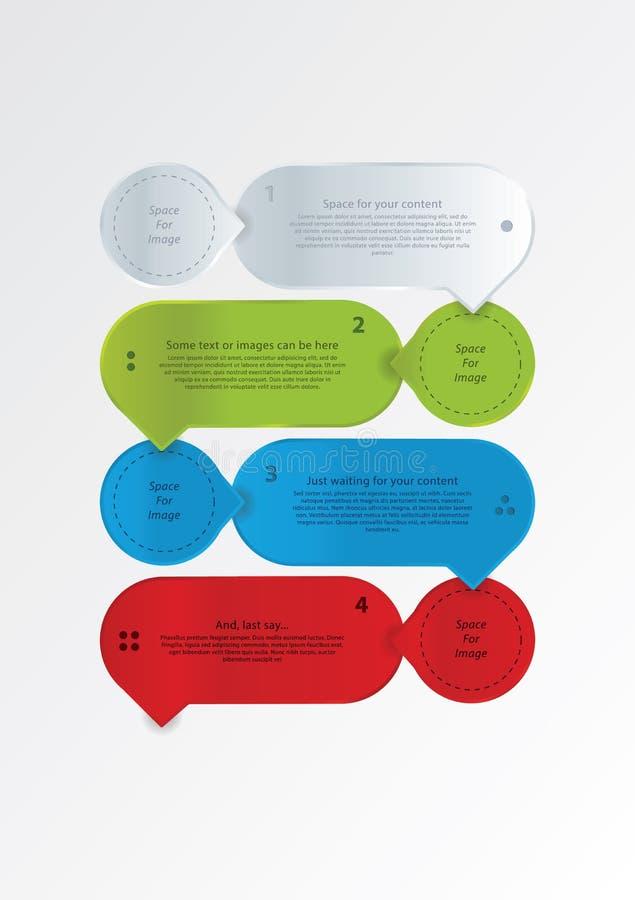 Download Identità Corporativa. Modello Di Vettore Nella Progettazione Moderna Con Spazio Illustrazione Vettoriale - Illustrazione di internet, grafico: 30831205