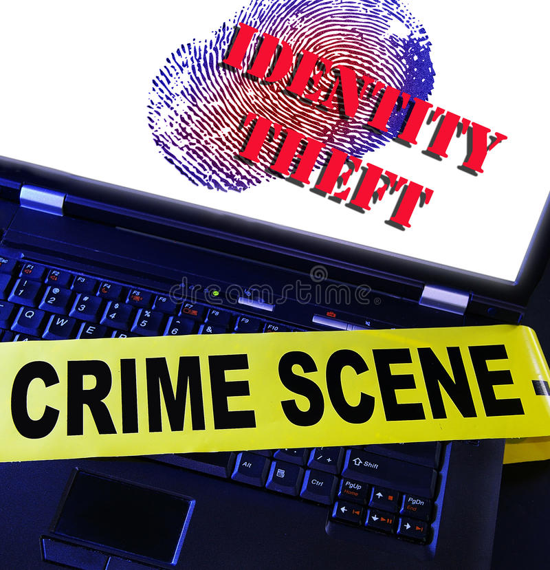Download Identity Theft Royalty Free Stock Image - Image: 25422566