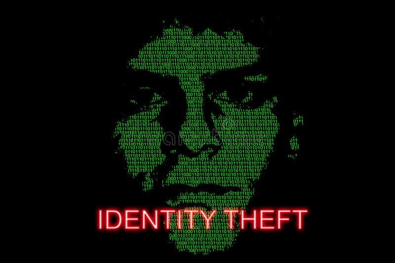 Download Identity Theft stock illustration. Illustration of allow - 4579814