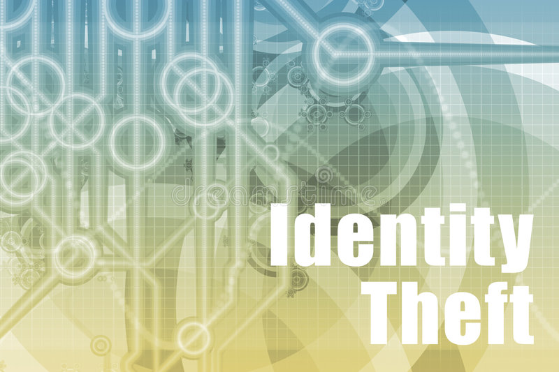 Download Identity Theft Abstract Stock Images - Image: 7711974