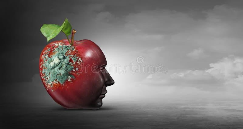 Ideologifara royaltyfri illustrationer