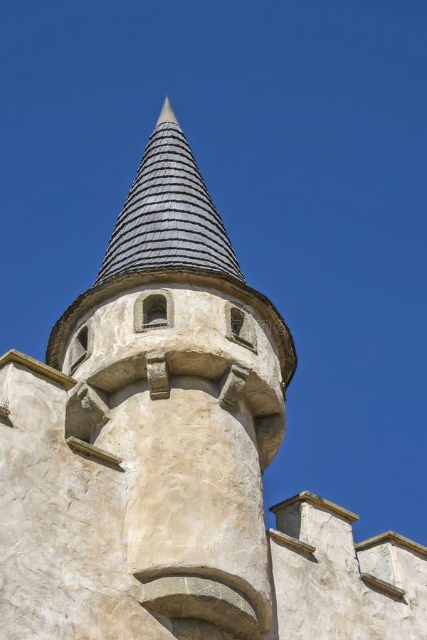 Idilio del castillo en Seefeld en el Tirol fotos de archivo libres de regalías