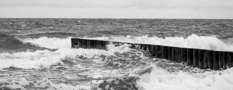 Idillio del Mar Baltico immagini stock