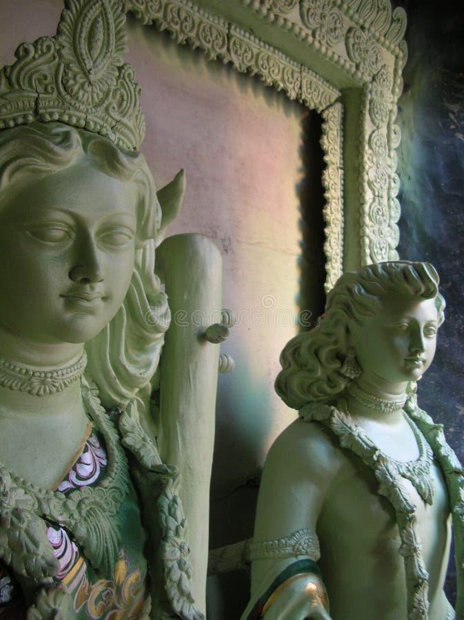 Idoles idéaux image libre de droits