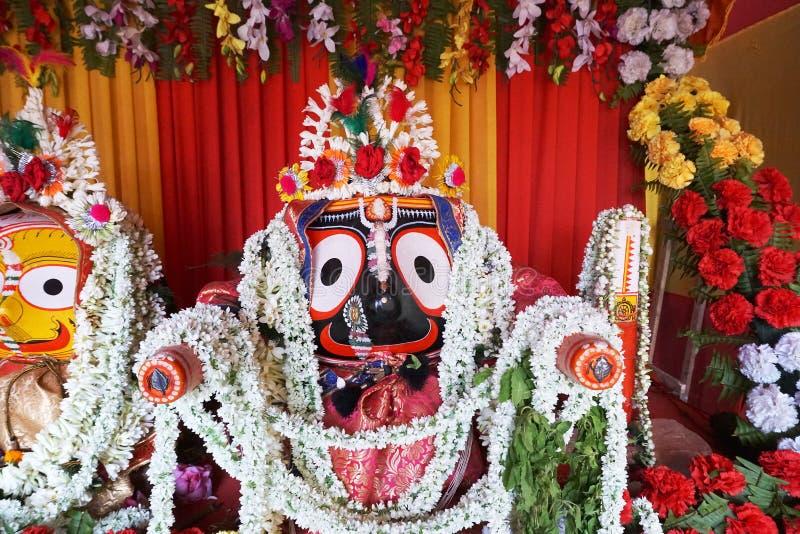 Idool van Hindoese God, India royalty-vrije stock foto
