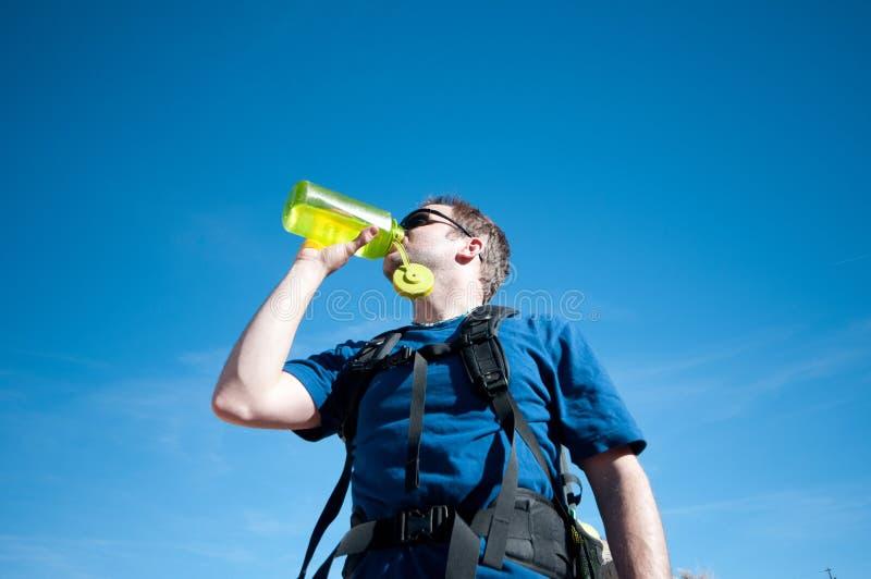 Idratazione fotografia stock