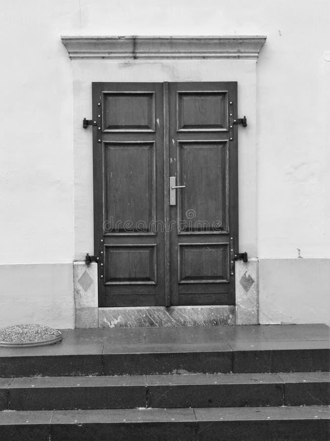 Idrija sotto l'Unesco ha riconosciuto il posto immagine stock libera da diritti