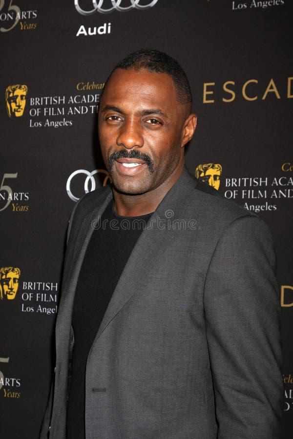 Idris Elba royalty free stock photo