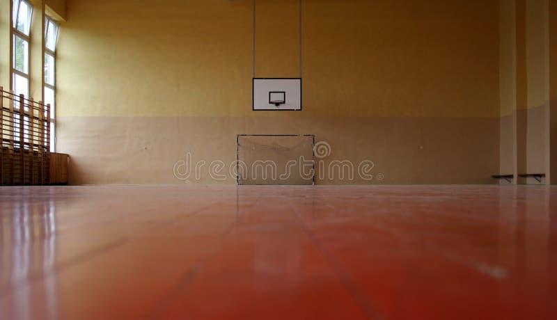 idrottshall arkivbild