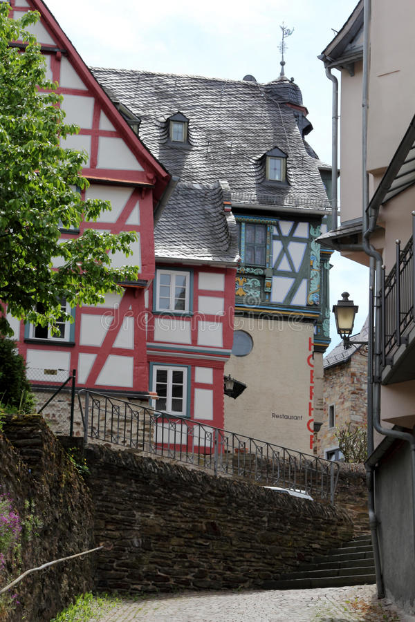 Idstein, Германия стоковая фотография