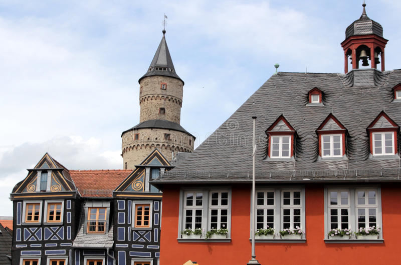 Idstein, Germany. stock photography