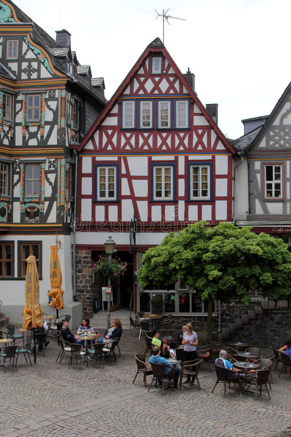 Idstein, Germany royalty free stock photos