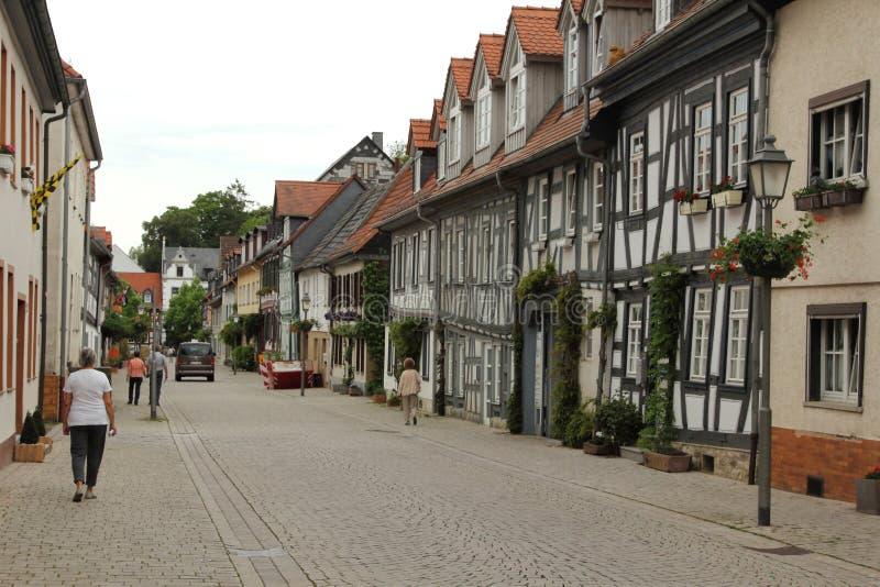Idstein, Germany royalty free stock photos