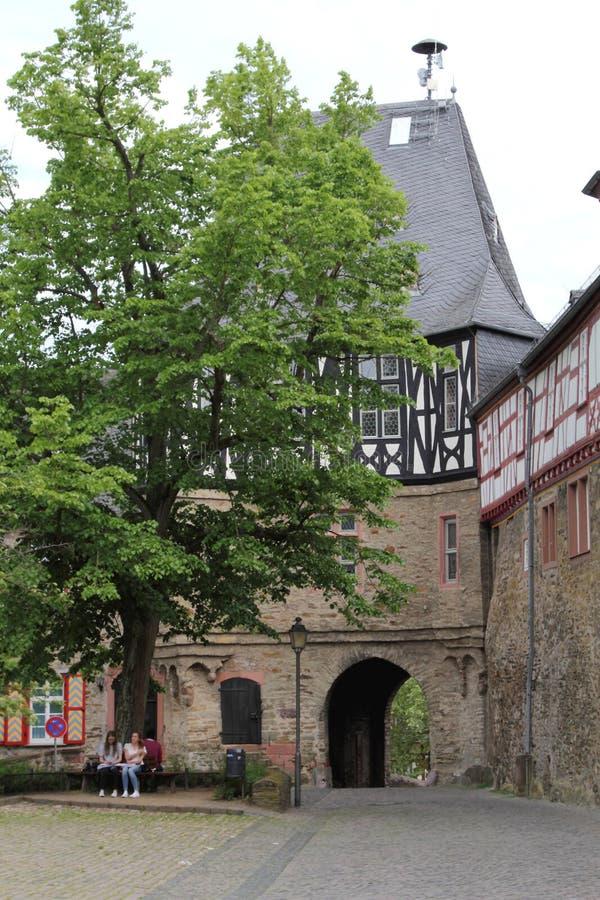 Idstein, Niemcy zdjęcie stock