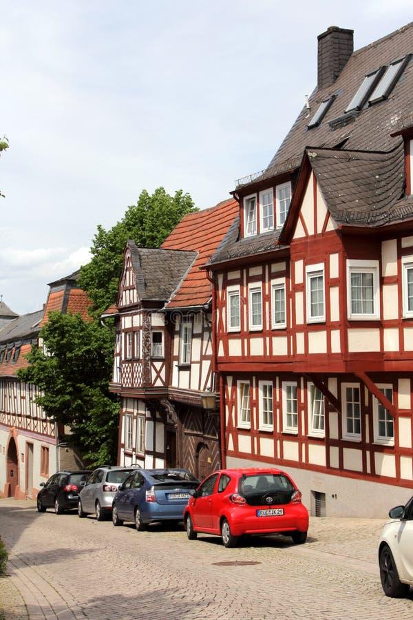 Idstein, Niemcy zdjęcia royalty free