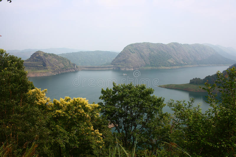 Download Idukki Dam At Kerala - Asia's Largest Arch Dam Stock Photo - Image: 28841450