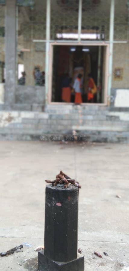 Idumpam świątynia obrazy royalty free