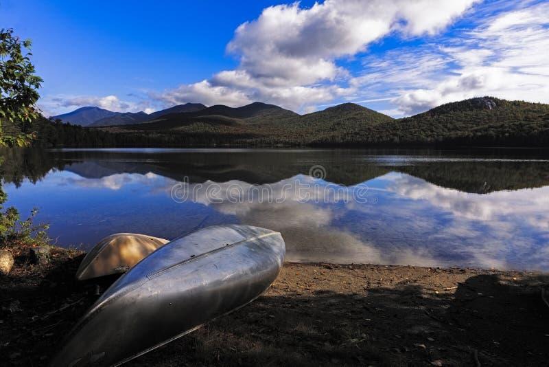 Idylle de Lakeside photos libres de droits