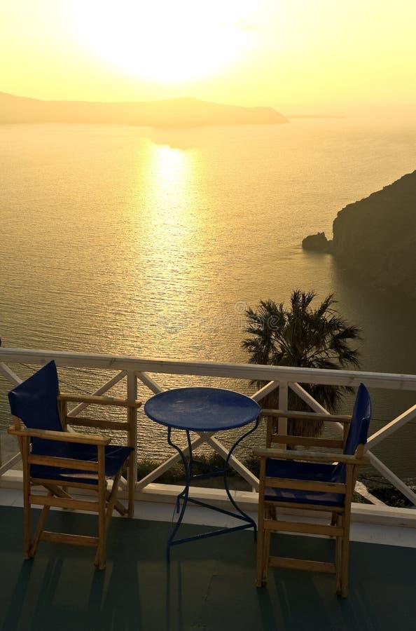 Download Idyllic balcony stock image. Image of cliffs, openair - 23875071
