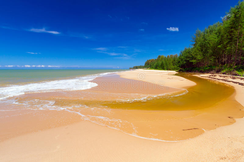 Download Idyllic Beach At Andaman Sea On Koh Kho Khao Island Stock Photo - Image: 31658424