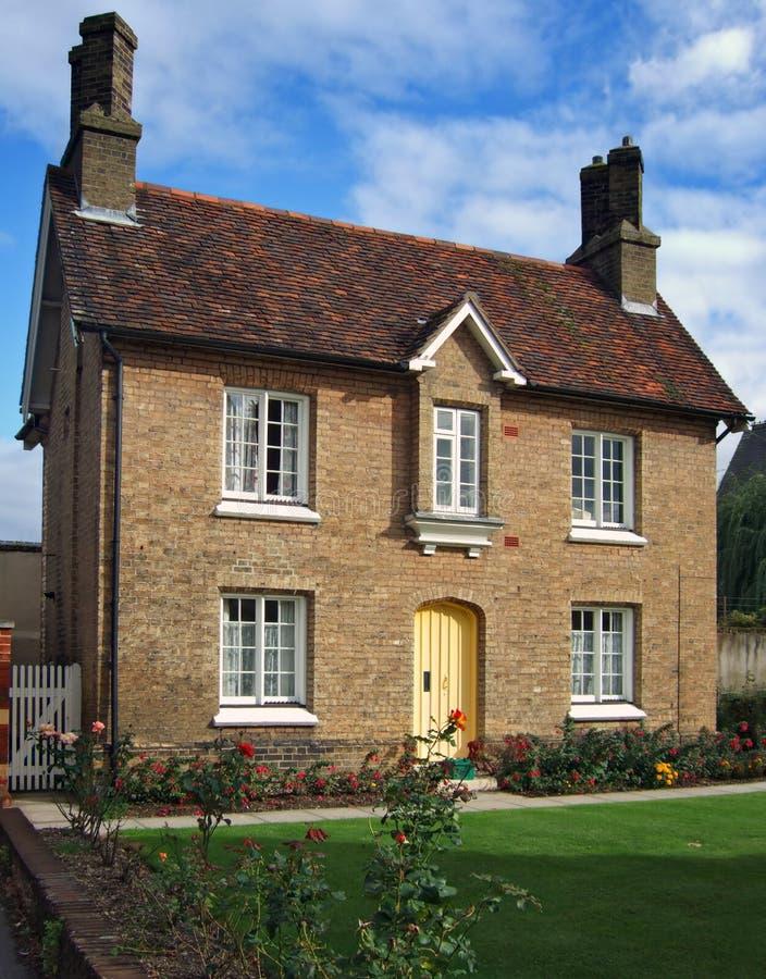 An idyllic cottage royalty free stock photo