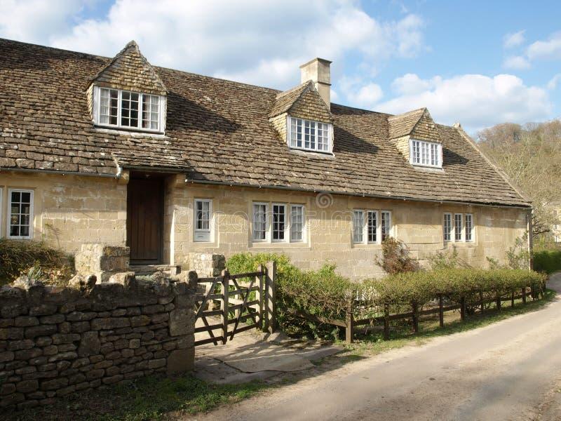 Idyllic Cottage royalty free stock photos