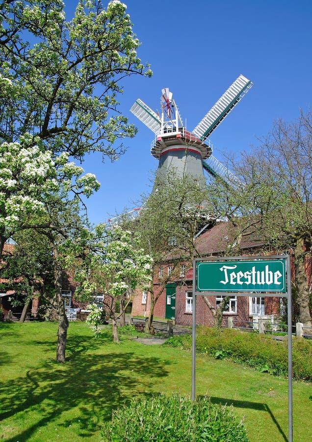 Download Idyllic Eastern Frisia,Germany Stock Image - Image: 22467949
