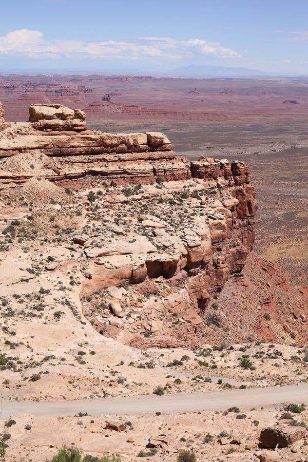 Idyllisch landschap in Utah, de V.S. stock afbeeldingen