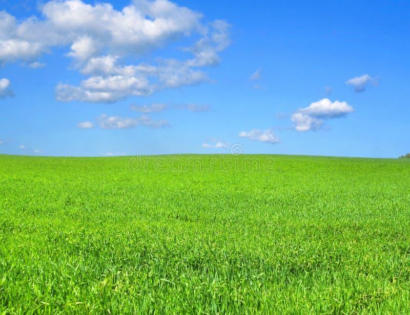 Idyllische Landschaft stockfotografie