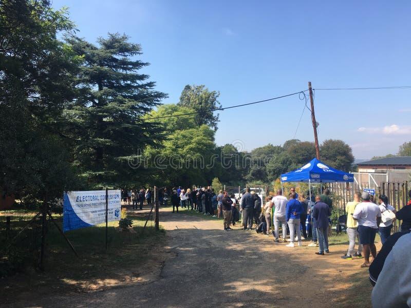 IEC 2019 en Suráfrica fotografía de archivo