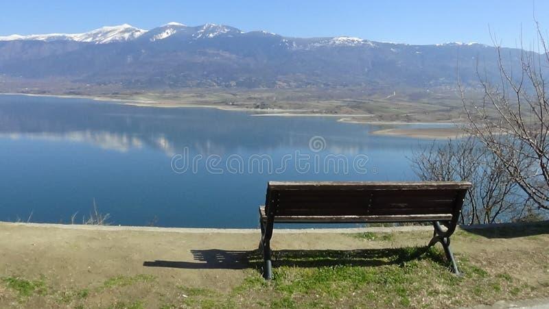 Ierissos, Chalkidiki, Griechenland lizenzfreie stockfotos