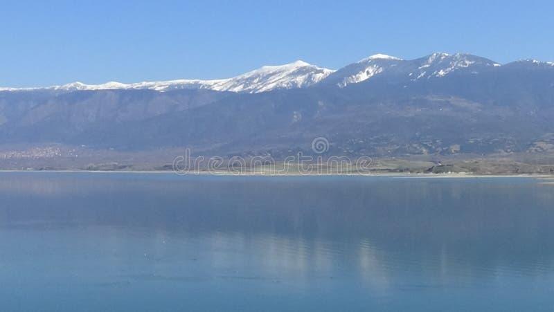 Ierissos, Chalkidiki, Griechenland stockfotografie