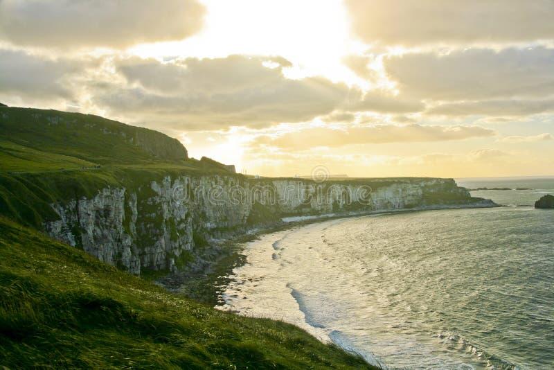 Iers landschap. royalty-vrije stock fotografie