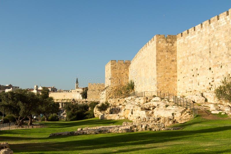IERUSALIM antigo Templo imagem de stock royalty free