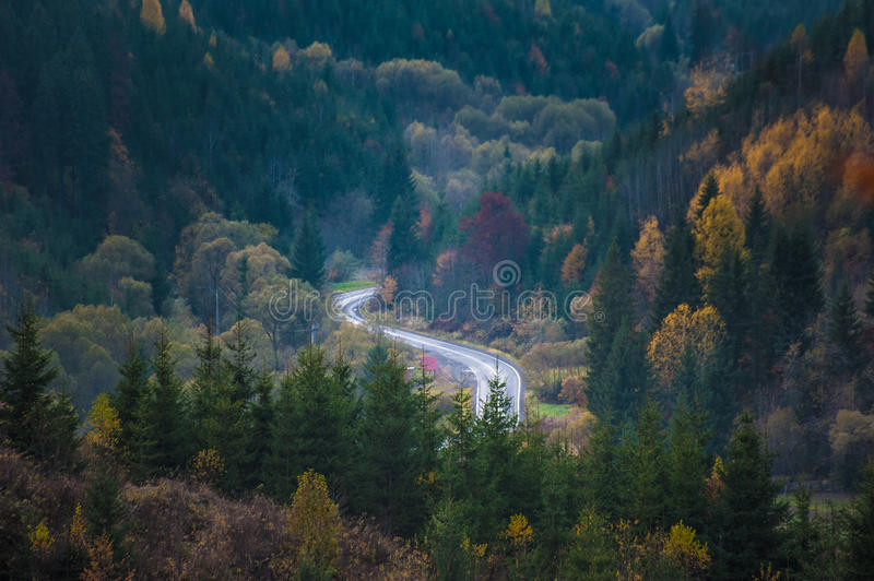 Ieud Village royalty free stock images