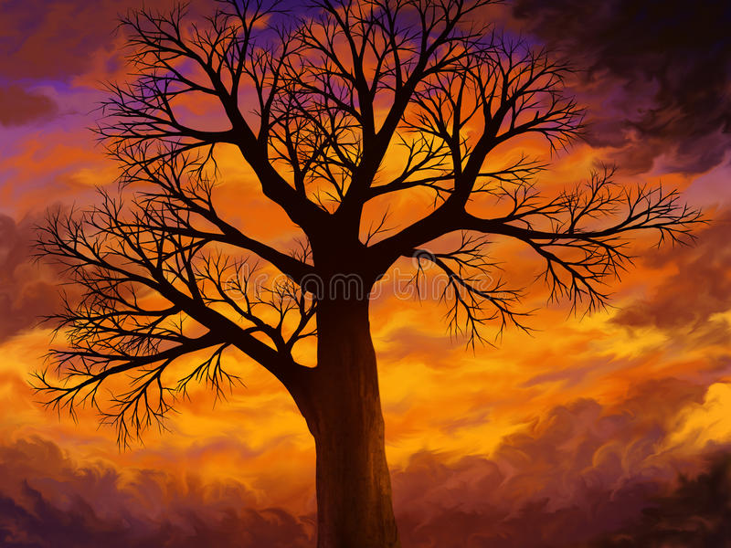 Download If I Were A Tree Royalty Free Stock Image - Image: 19328176