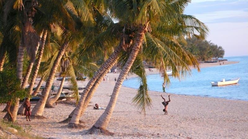 Ifaty beach. Madagascar stock images