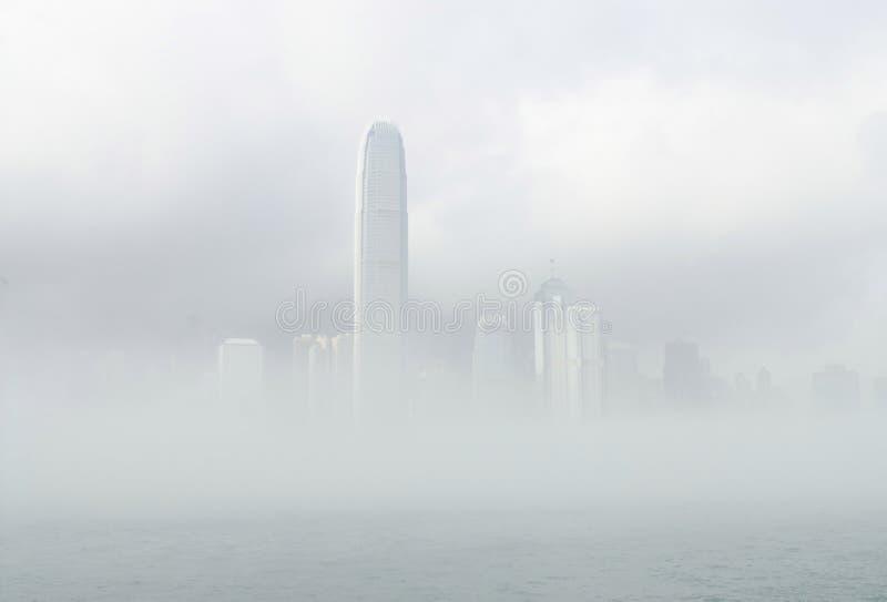 ifc туманное стоковая фотография rf