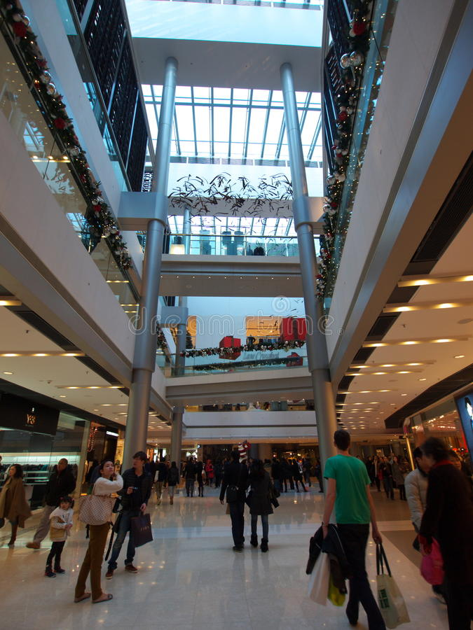 Download IFC Mall editorial stock photo. Image of asia, architecture - 22587633