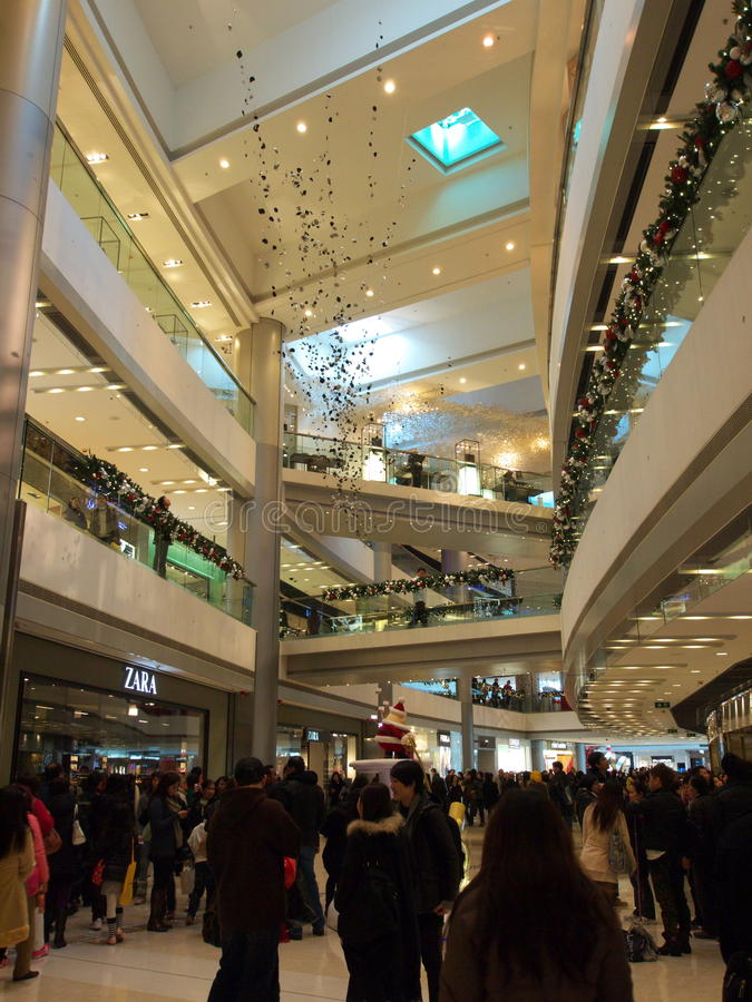 Download IFC Mall editorial stock photo. Image of hong, futuristic - 22587678